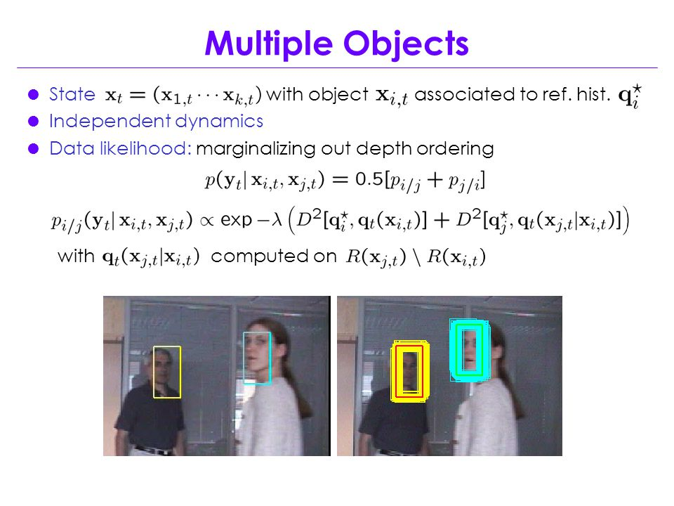 Multiple Objects  State with object associated to ref.