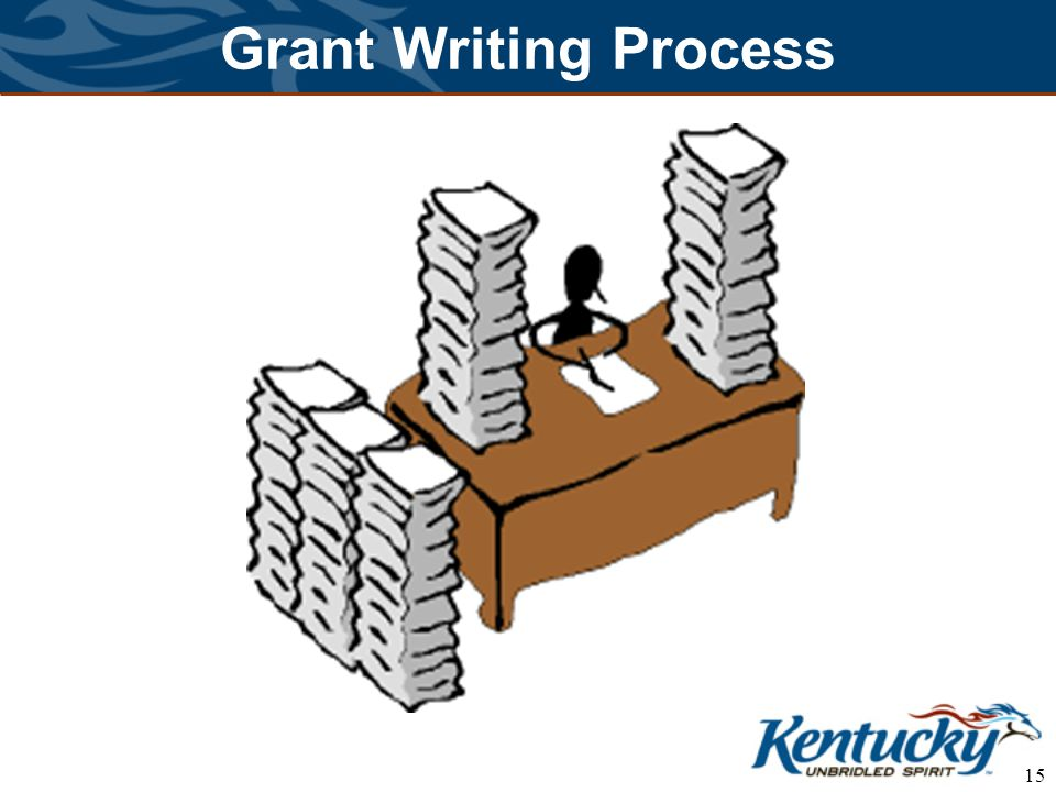 15 Grant Writing Process
