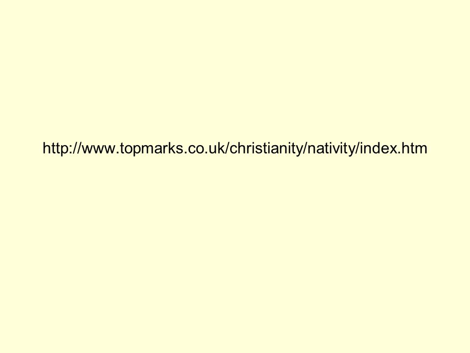 http://www.topmarks.co.uk/christianity/nativity/index.htm
