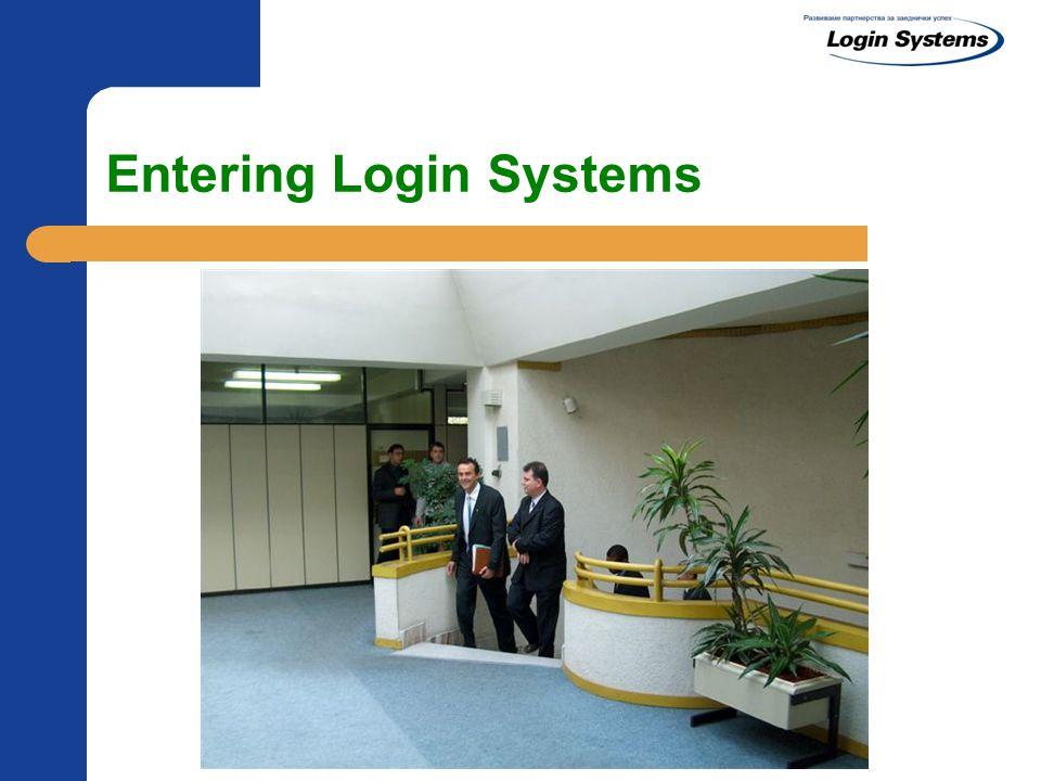 Morning Talks at Login Systems