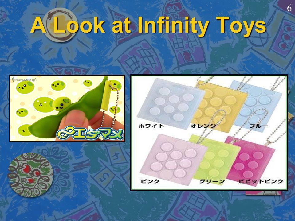 A Look at Infinity Toys A Look at Infinity Toys 6