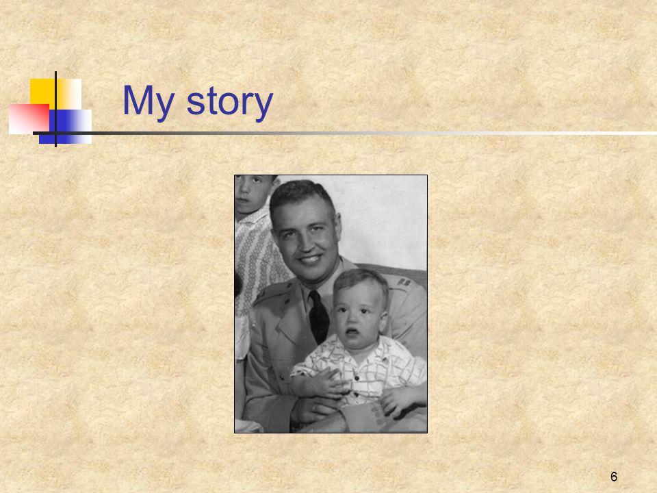 6 My story