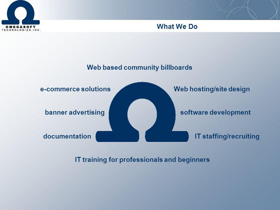 Community Billboards Free Business Listings & Banner Advertising