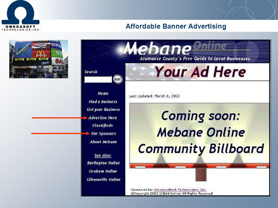 Affordable Banner Advertising