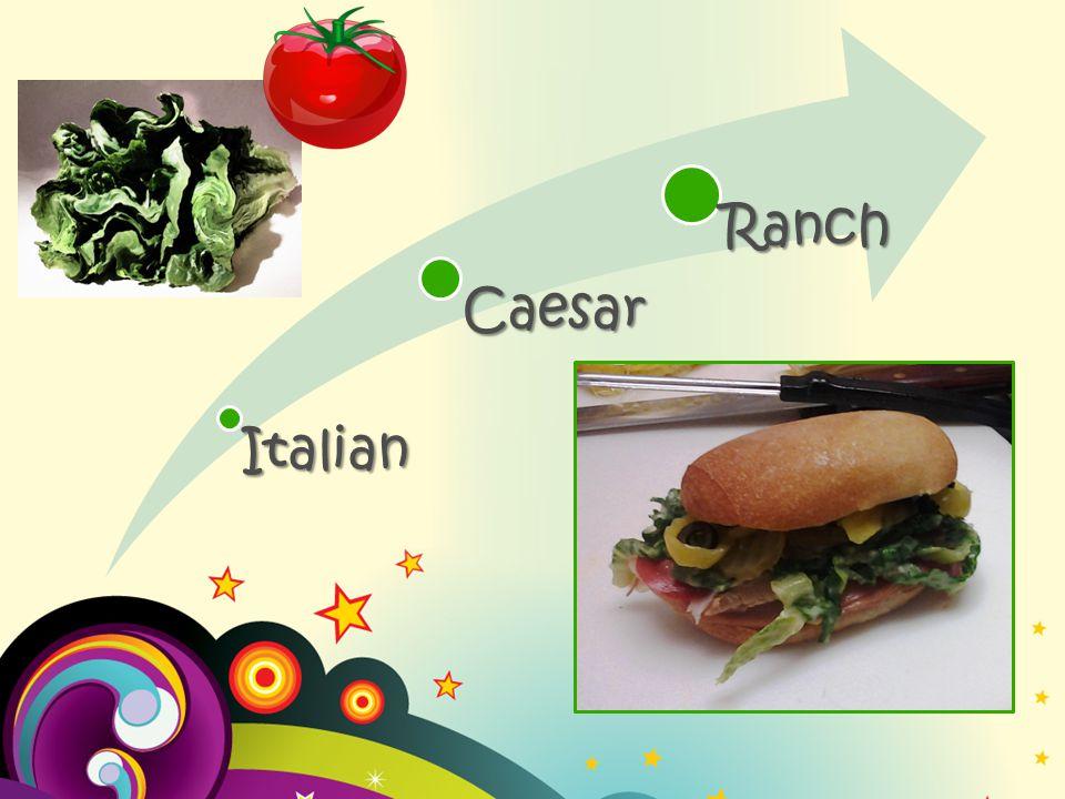 Italian Caesar Ranch