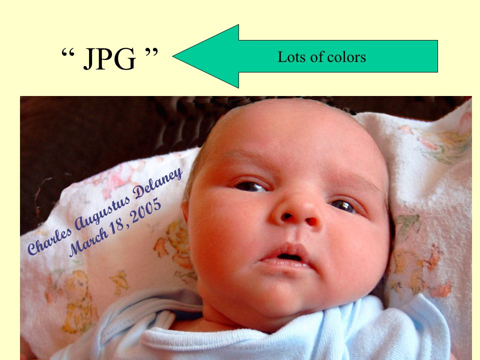 """ JPG "" Lots of colors"