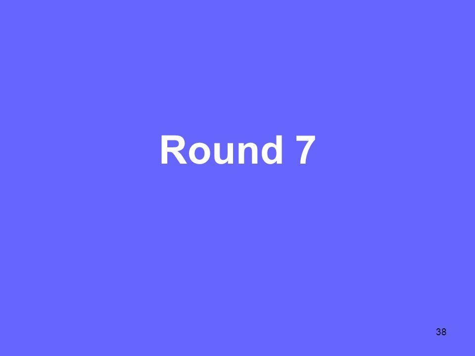 38 Round 7