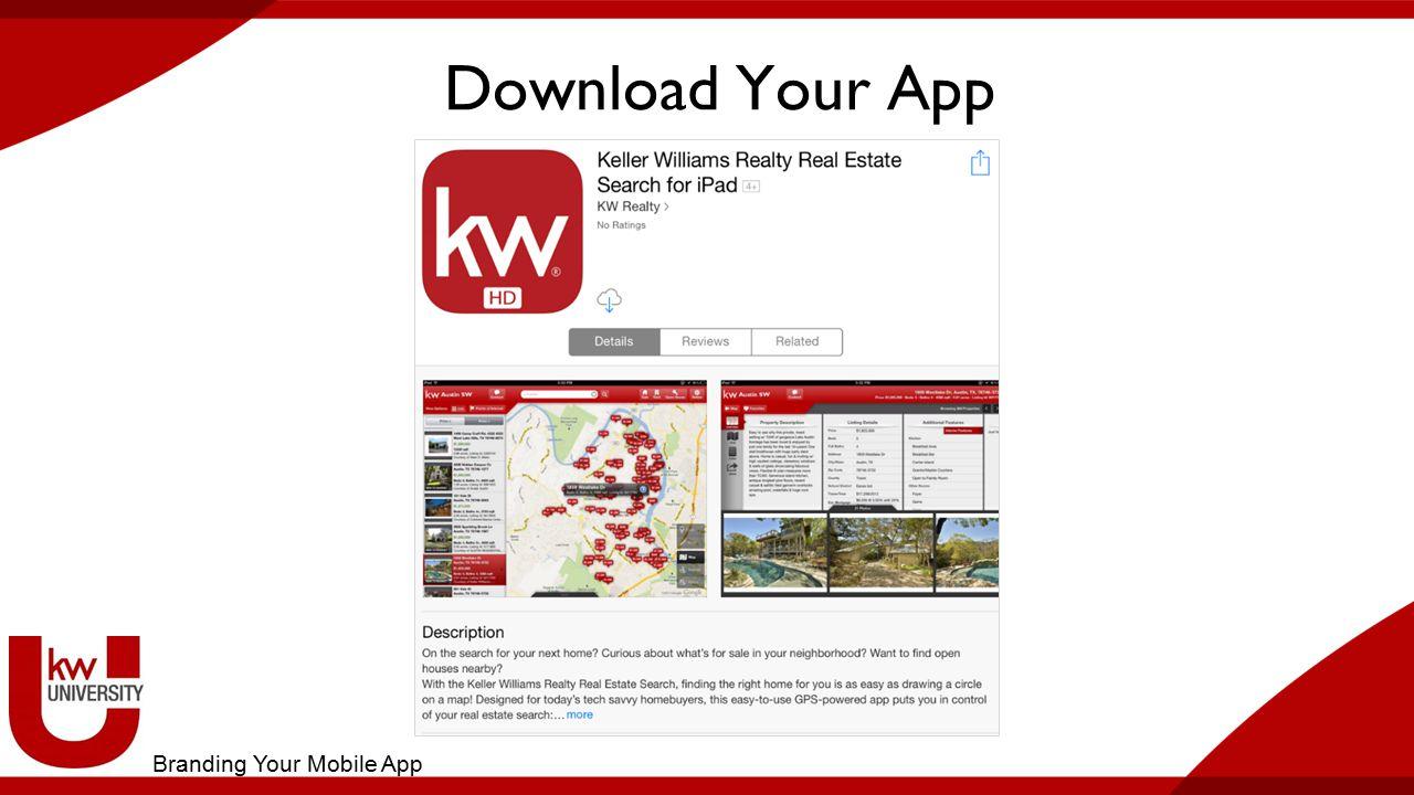 Download Your App Branding Your Mobile App