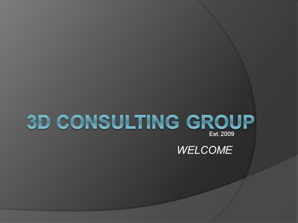 Introduction Our Mission: Taking business communication to the next dimension through professional training in diversity and culture.