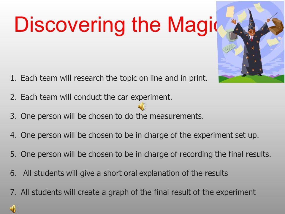 1.Each team will research the topic on line and in print.