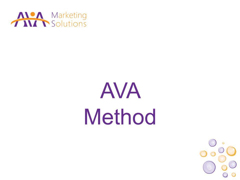AVA Method
