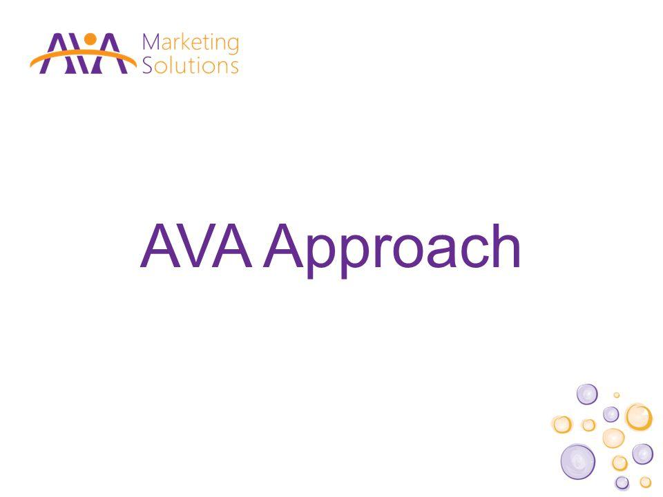 AVA Approach