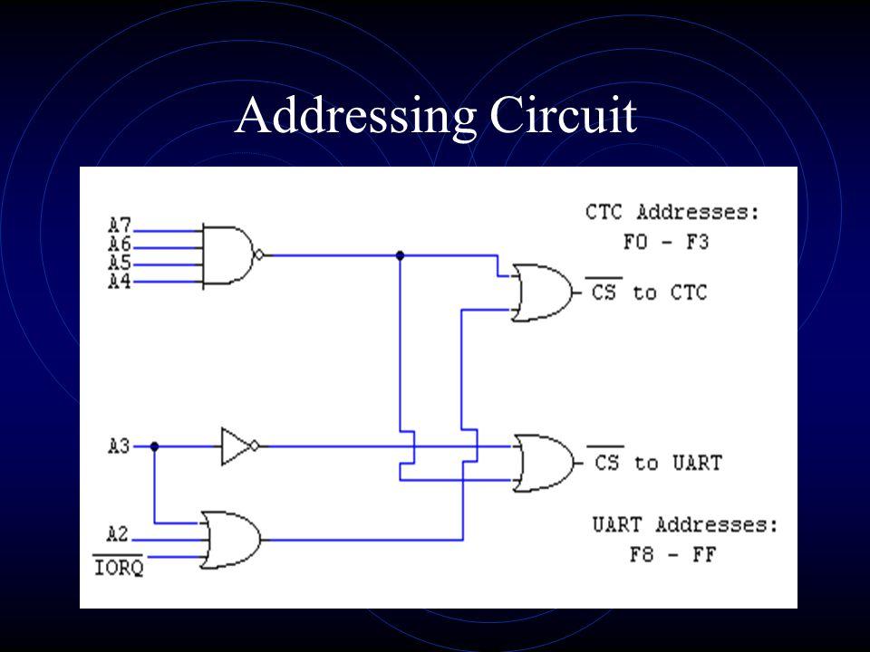 Flex Sensors Circuit