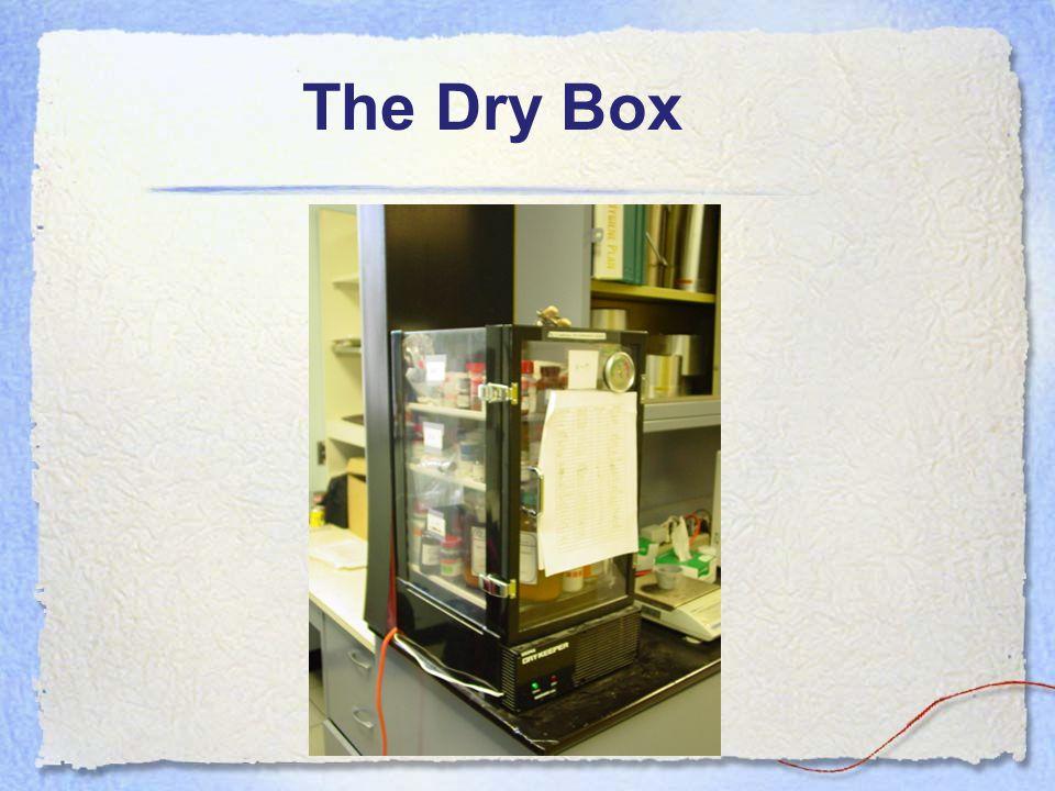 The Dry Box