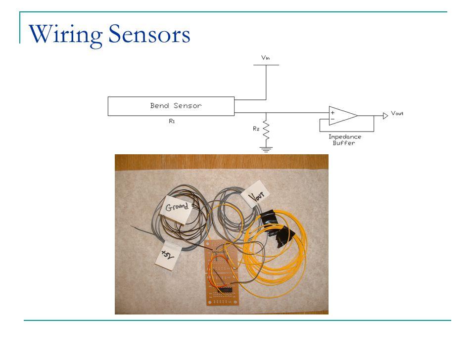 Wiring Sensors