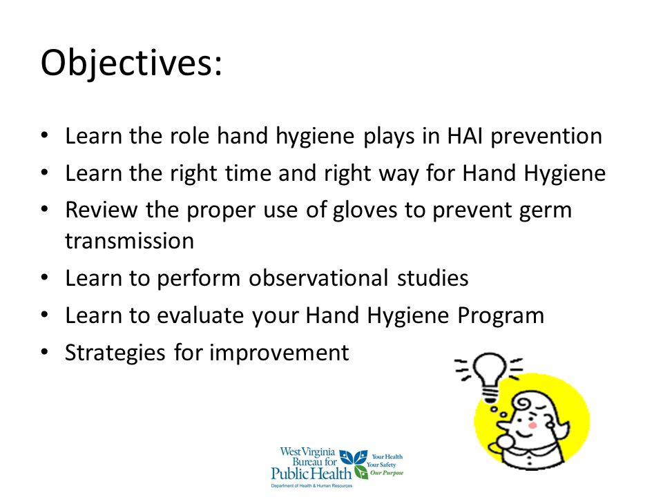 Rationale for using medical gloves Recommended for two reasons: 1.To reduce the risk of contamination of health-care workers hands with blood and other body fluids 2.To reduce the risk of germ dissemination to the environment and of transmission from the health-care worker to the patient and vice versa, as well as from one patient to another