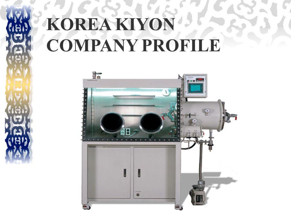 KOREA KIYON COMPANY PROFILE