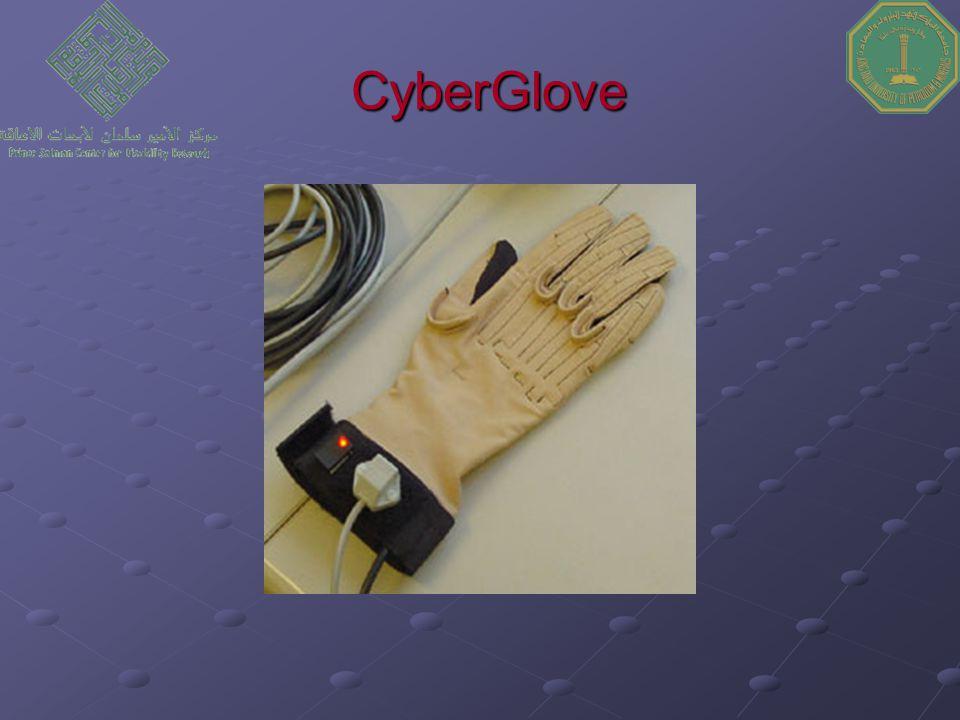 CyberGlove CyberGlove