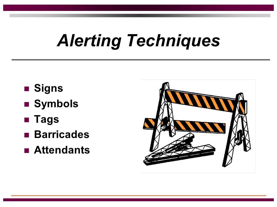 Protective Tools & Equipment 1.