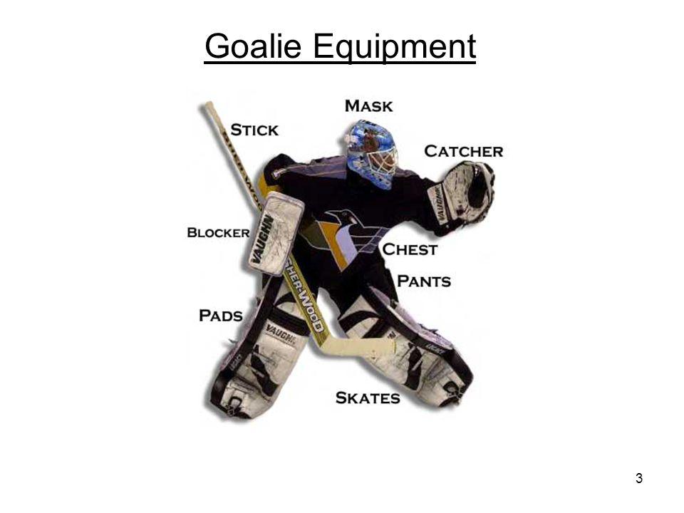 3 Goalie Equipment