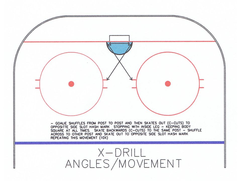 The Wockey Goalie Drill Book © CC wockey 44