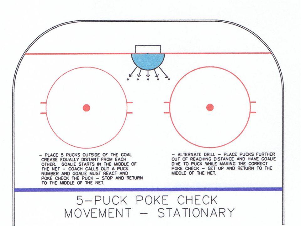 The Wockey Goalie Drill Book © CC wockey 50