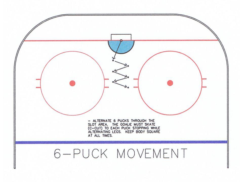 The Wockey Goalie Drill Book © CC wockey 51