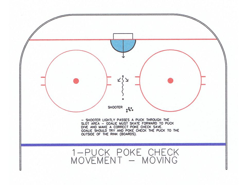 The Wockey Goalie Drill Book © CC wockey 54