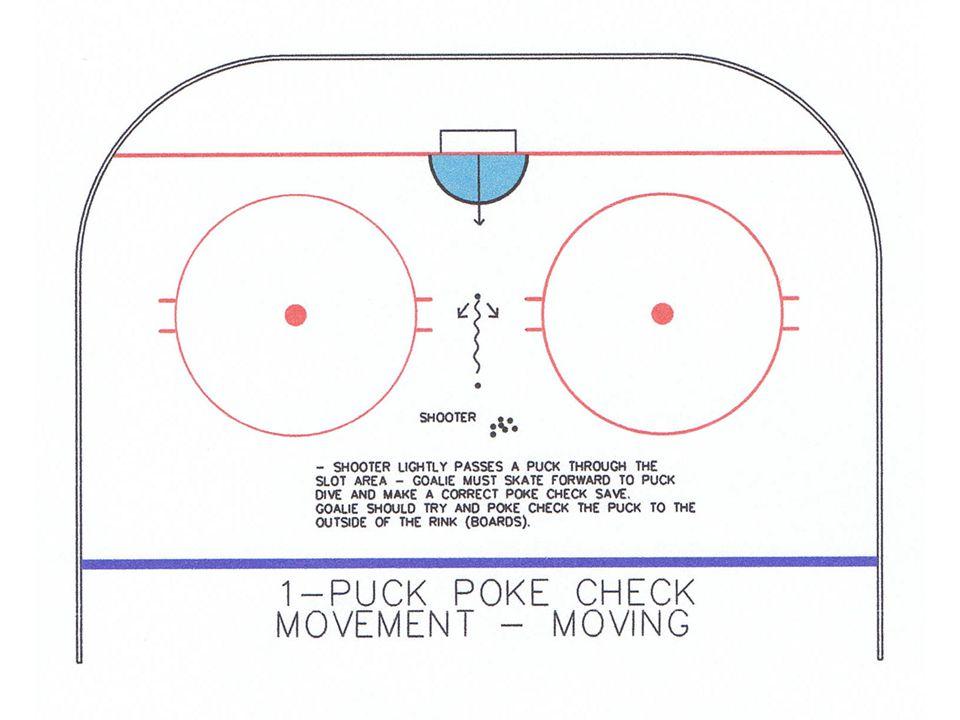 The Wockey Goalie Drill Book © CC wockey 54