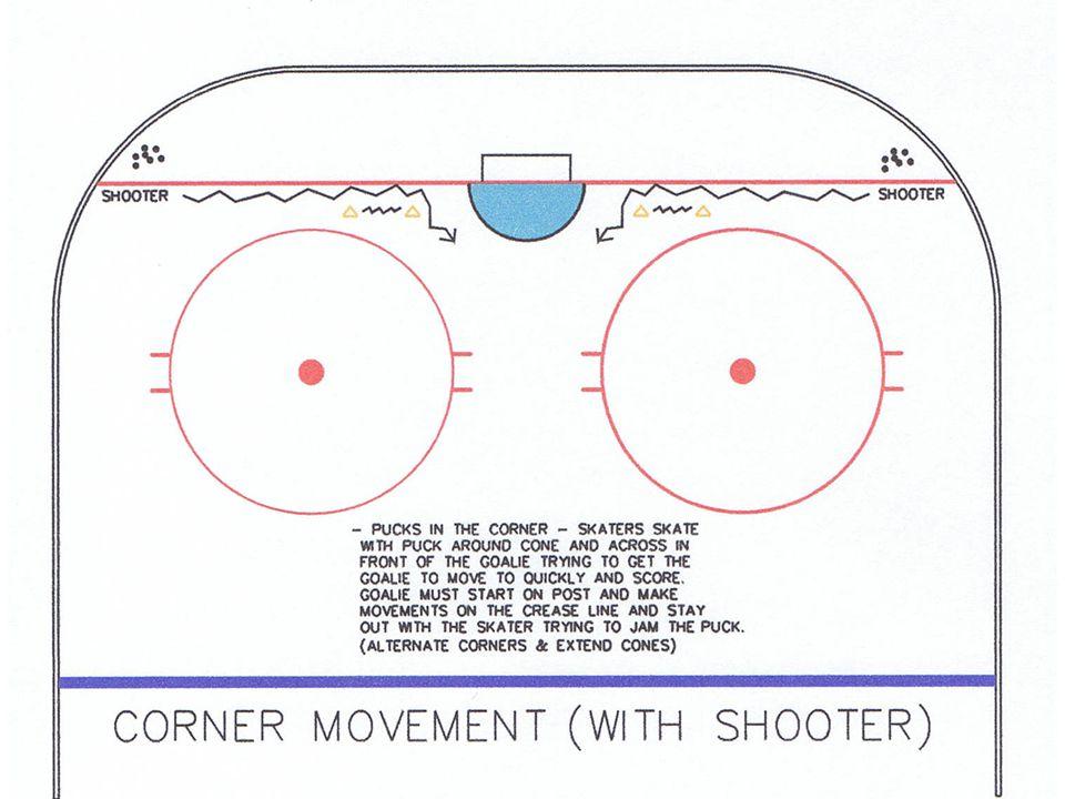 The Wockey Goalie Drill Book © CC wockey 55