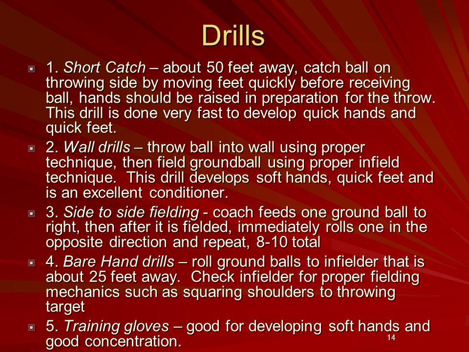 14 Drills 1.