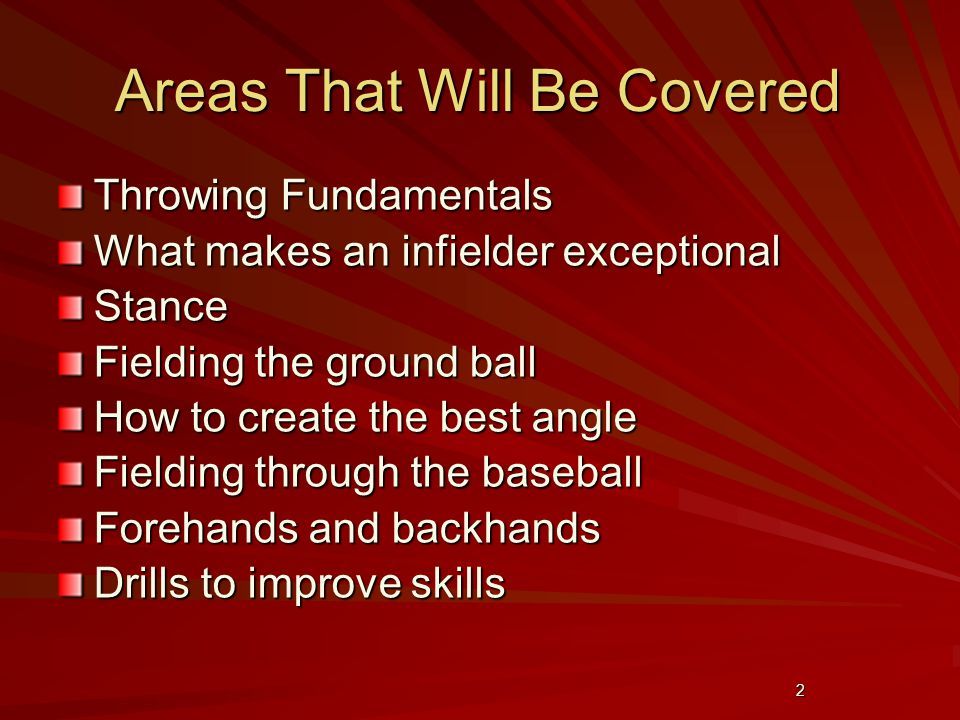 3 Throwing Fundamentals Whenever possible catch with two hands Always have hands up before receiving ball.