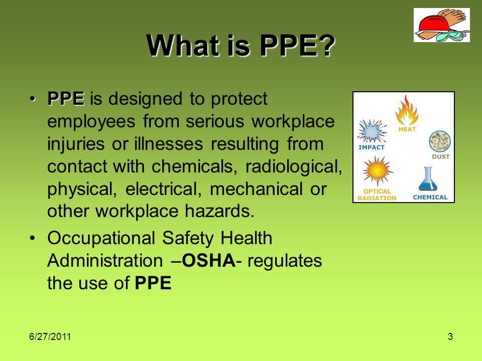 6/27/20114 What is Job Hazard Analysis.