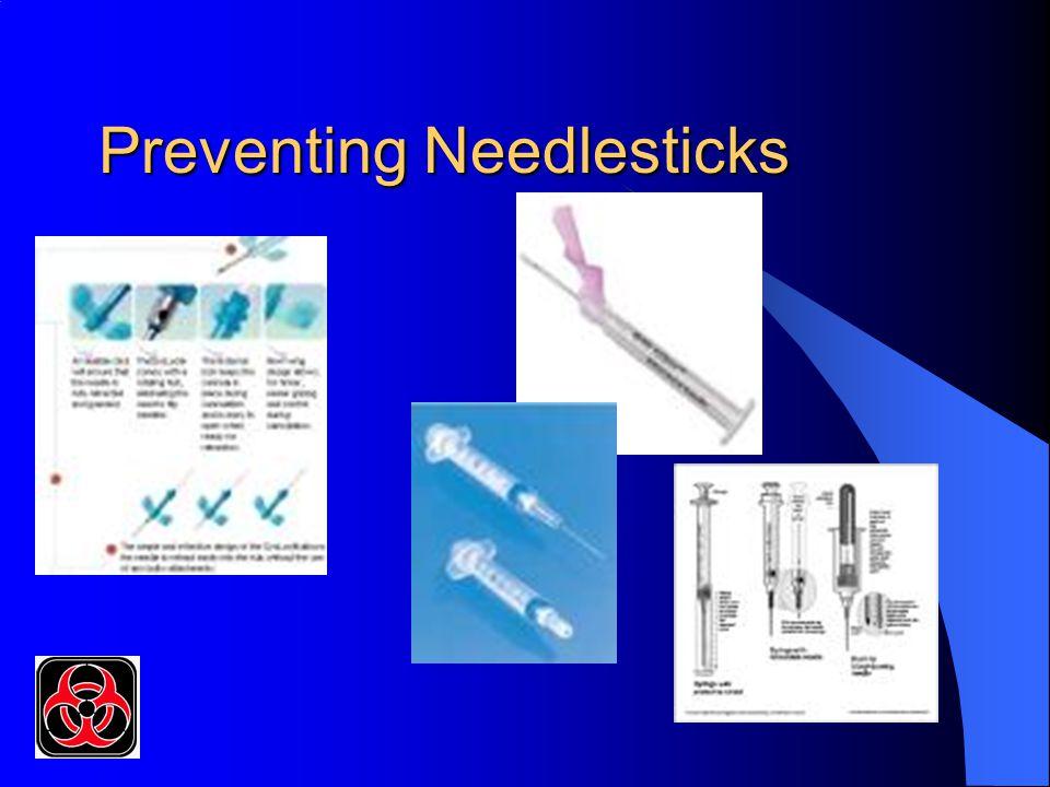 Preventing Needlesticks