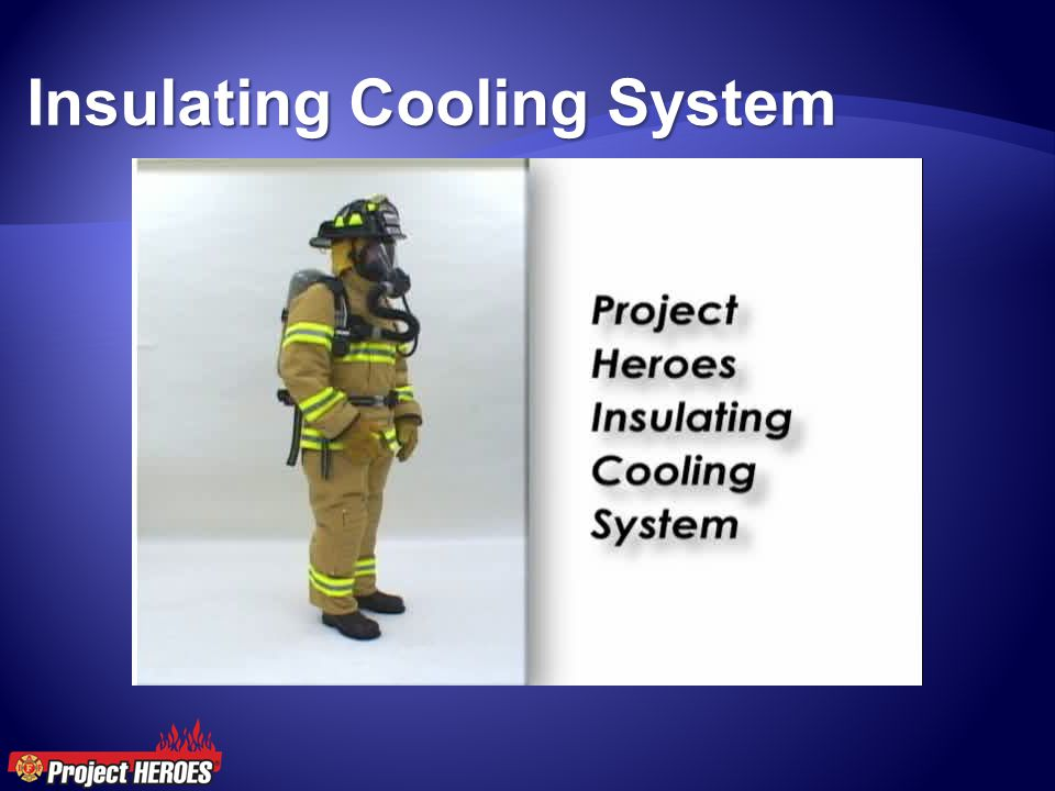 Insulating Cooling System