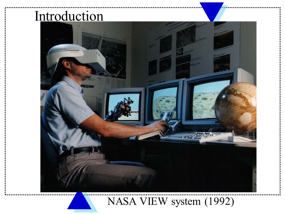 NASA VIEW system (1992) Introduction