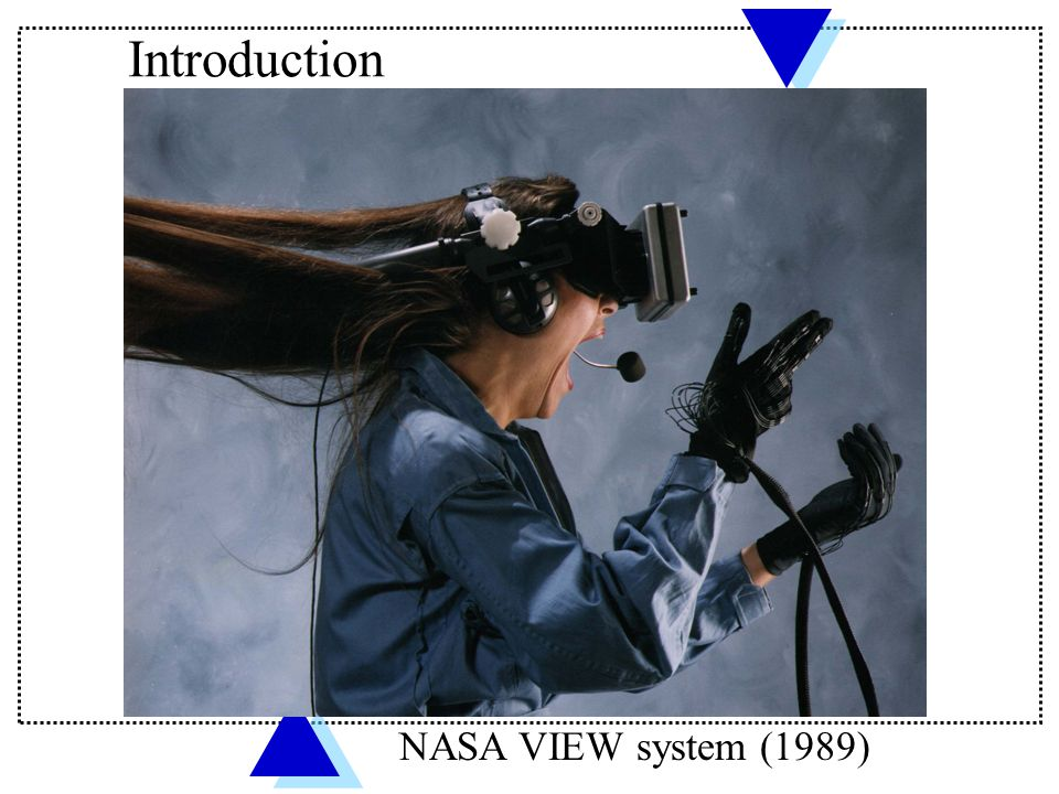 NASA VIEW system (1989) Introduction
