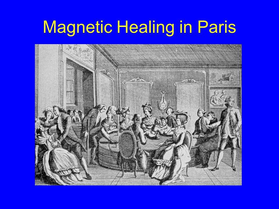 Magnetic Healing in Paris