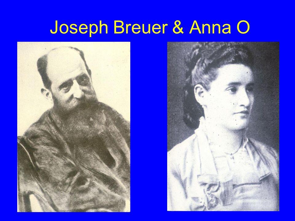 Joseph Breuer & Anna O