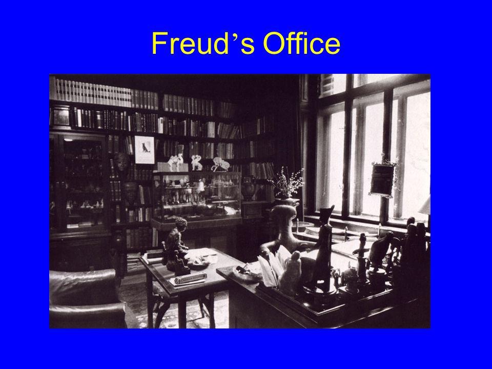 Freud ' s Office