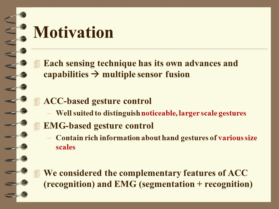 Hand Gesture Recognition 4 Proposed system 4 Segmentation 4 Feature extraction 4 Recognition with HMM