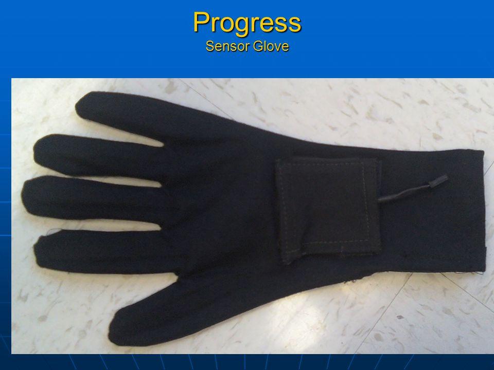 12 Progress Sensor Glove