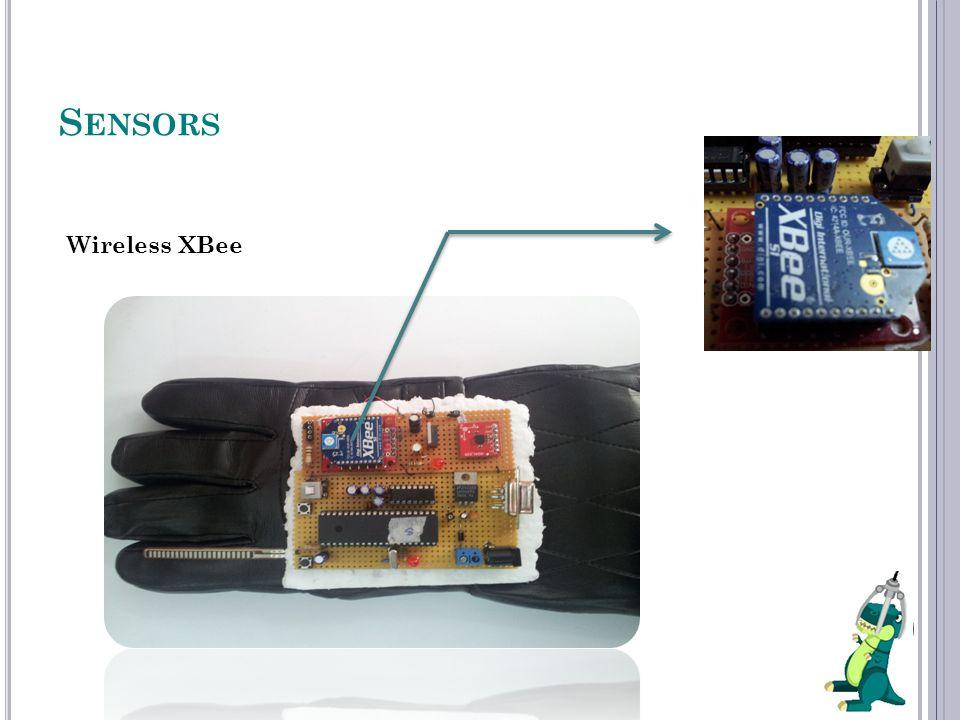 S ENSORS Wireless XBee