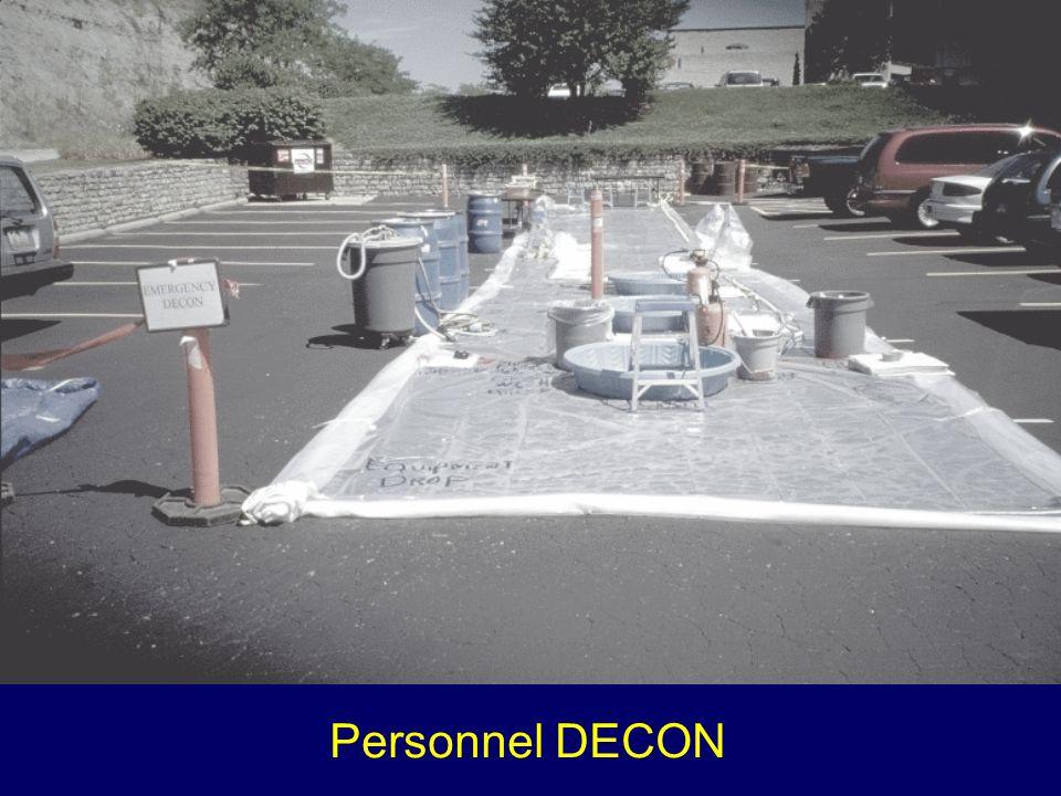 Personnel DECON