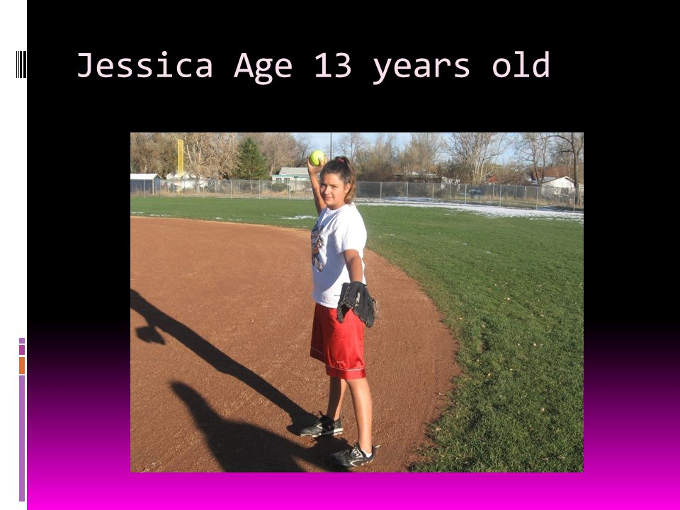 Jessica Age 13 years old