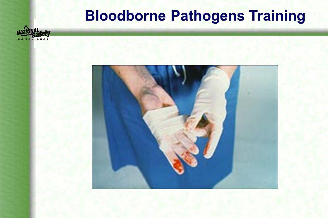 1 Bloodborne Pathogens Training