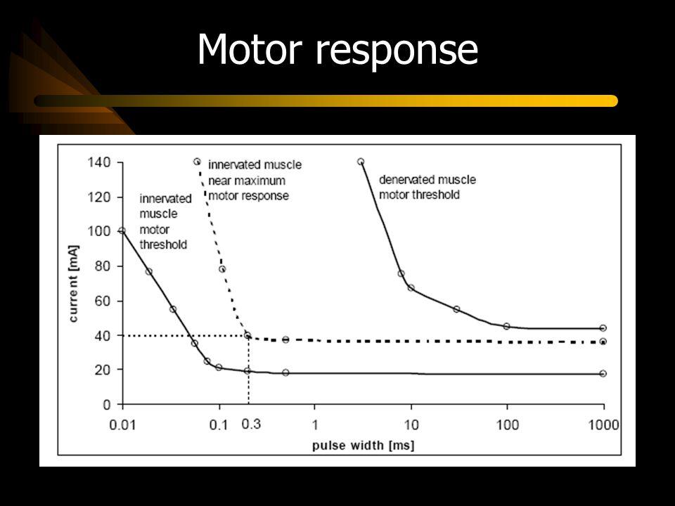 Motor response