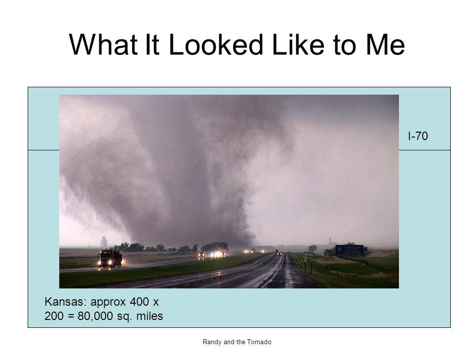 Randy and the Tornado Car Photos