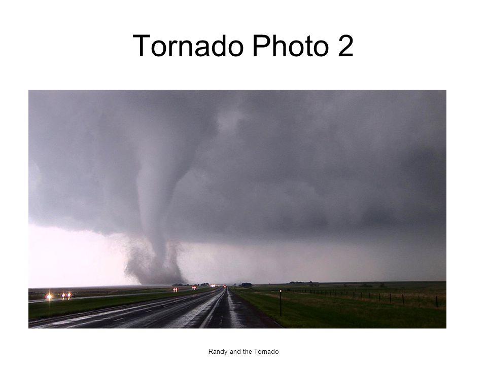 Randy and the Tornado Car at Salvage Yard