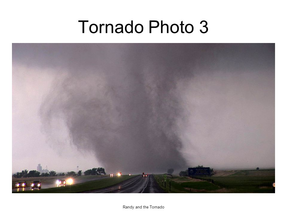 Randy and the Tornado Left Elbow